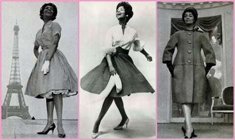 africian american culture 50 60 1950s african american fashion back then lighter skin