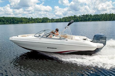 new deck boats for sale 2016 new stingray boats 204lr sport deck boat for sale