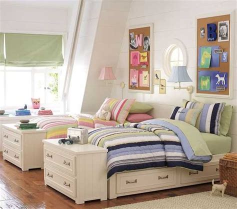 Kid Bedroom Ideas 30 Room Design Ideas With Functional Two Children Bedroom Decor