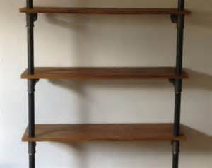 gas pipe shelving gas pipe industrial shelving unit