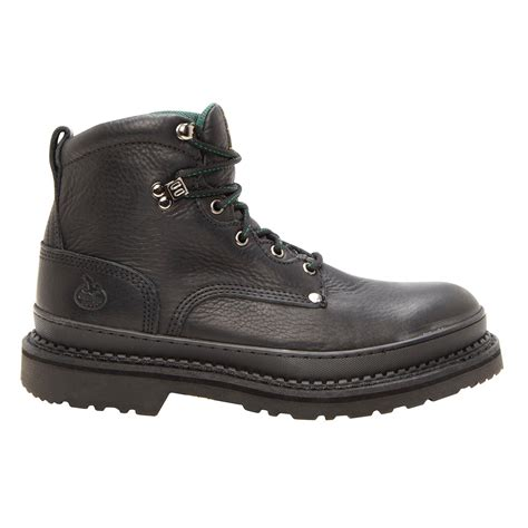 Lightweight Comfortable Work Boots by These Steel Toe Work Boots G6370 Are