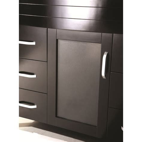walton 48 quot single sink white vanity set zuri furniture