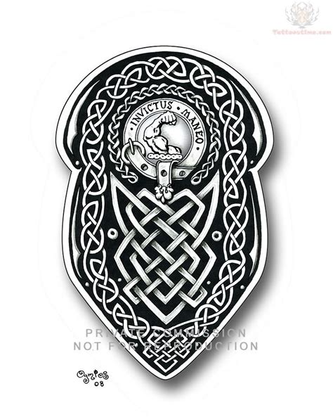 Collection Of 25 Celtic Circle Tattoo Sle Celtic Circle Tattoos Designs