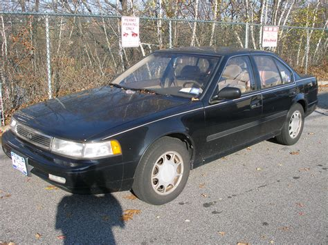 1993 nissan maxima information and photos momentcar 1993 nissan maxima information and photos momentcar