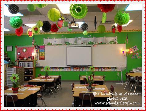 Hanging Classroom Decorations by Ladybug 7 Style Schoolgirlstyle
