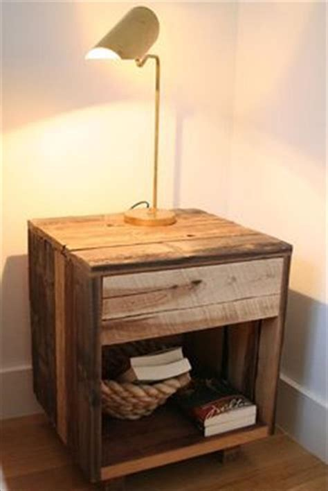 diy bedroom table diy reclaimed wooden pallet bedside tables pallets designs