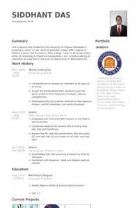 community college math instructor resume