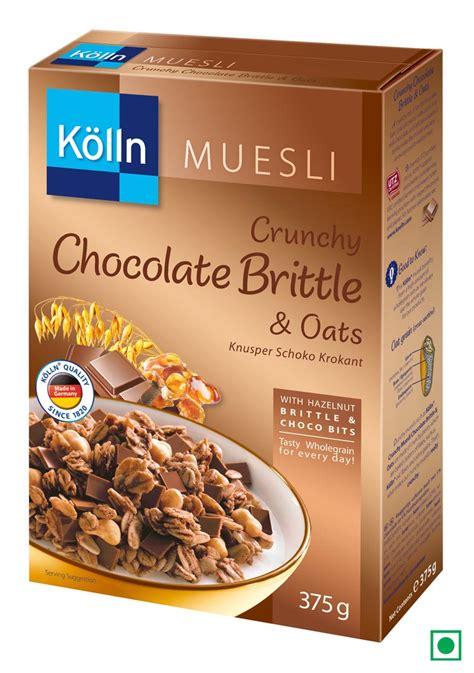 Granolab Muesli Chocolate Besar crunchy mueslis granola k 246 lln k 246 lln muesli crunchy chocolate brittle oats saksham impex