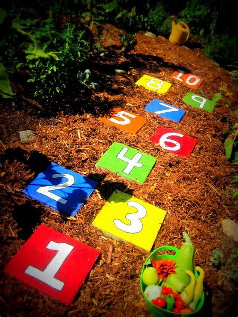 fun  easy diy outdoor play areas  kids hative