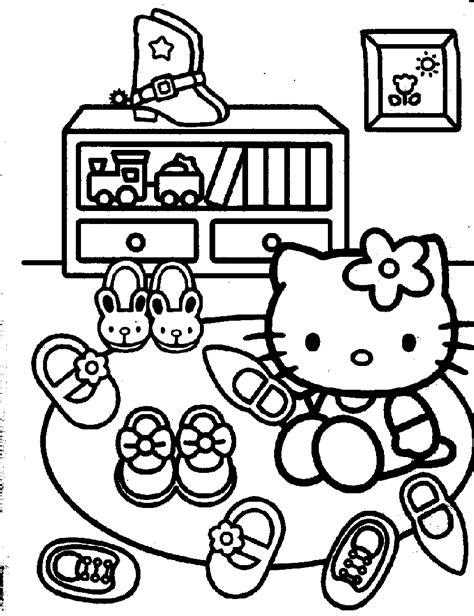 hello kitty coloring pages full size free hello kitty coloring pages image 6 gianfreda net