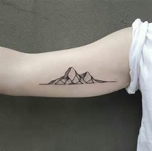17 best ideas about mountain tattoos on pinterest
