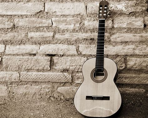 guitar wallpaper black and white hd black and white guitar hd wallpaper one hd wallpaper
