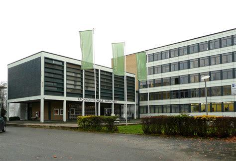 Bewerbung Hochschule Hannover Hochschule Hannover