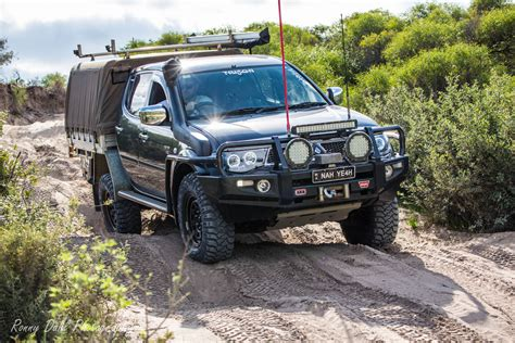 modified mitsubishi mitsubishi triton modified