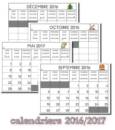 Calendrier Ecole 2017 La Maternelle De Laur 232 Ne Calendriers 2016 2017