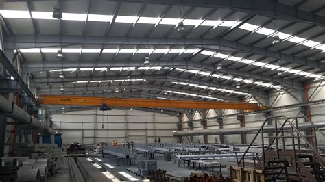 sturcture sheet metal h fabrication of steel structure for factory in the