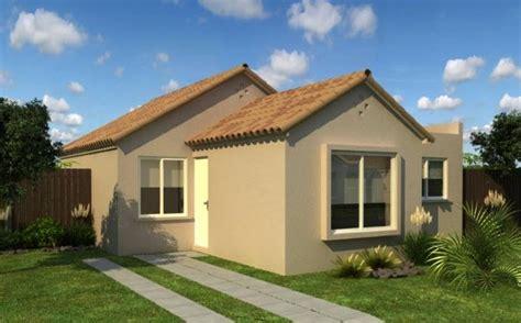 fachadas de casas de un piso dise 241 os de fachadas de casa de un piso sencillas y con
