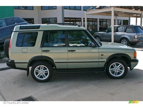 2000 land rover green 2002 vienna green pearl land rover discovery ii se