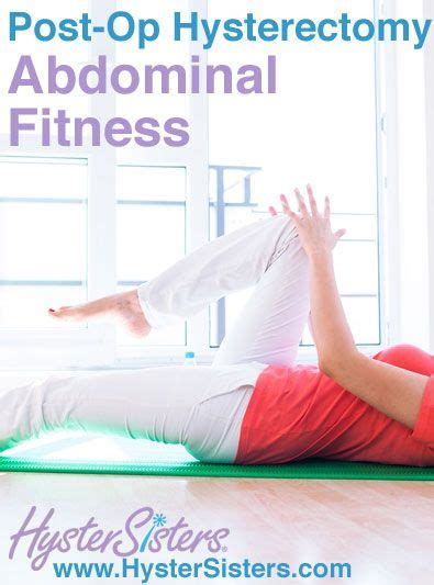 post op hysterectomy abdominal fitness wellness