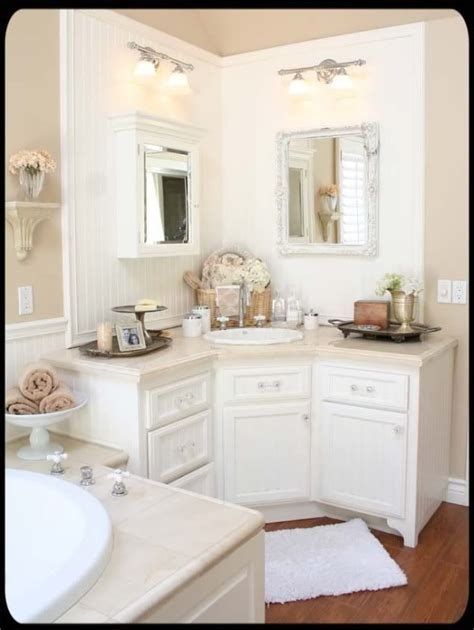 corner bathroom vanity maximize your space see le 12 best images about master bathroom ideas on pinterest