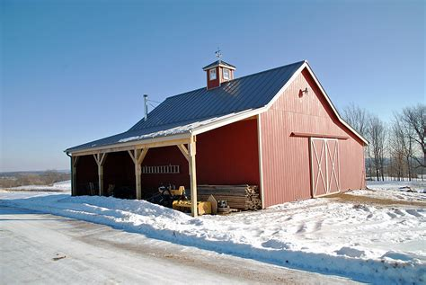 Traditional Barn Plans by Country Basic Barn Plan I Best Wood Barns