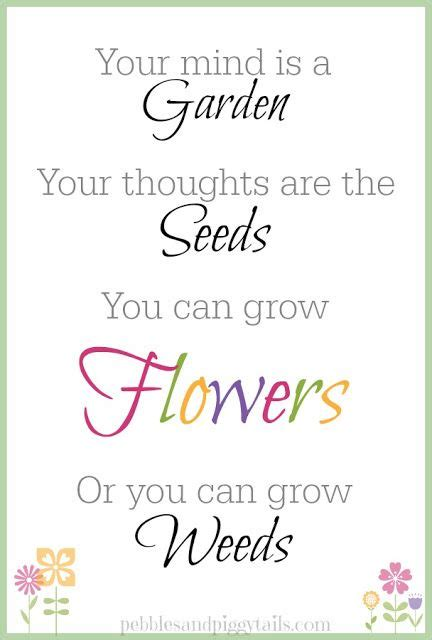 printable garden quotes 64 best inspirational quotes for teachers images on