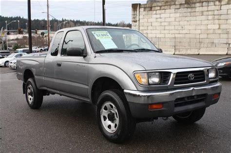96 Toyota Tacoma 1996 Toyota Tacoma