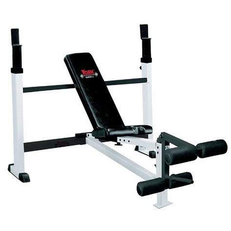 xmark international olympic weight bench fts york olympic weight bench w leg developer