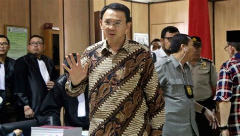 Ahok Human Rights | human rights watch says ahok likely to be found guilty