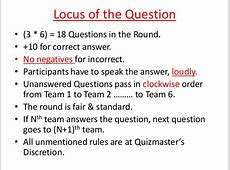 2nd Ramanujan Mathematics quiz Finals Maths Quiz Questions With Answers For Class 10