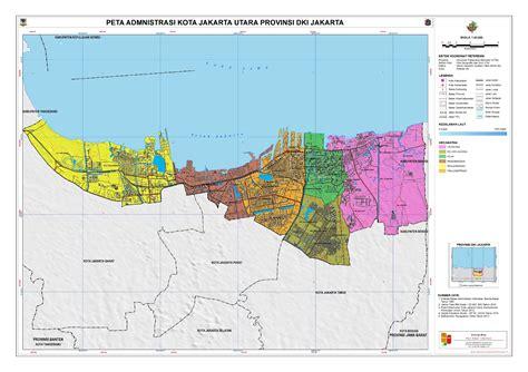 erafone kota jakarta utara administrasi kota jakarta utara peta tematik indonesia
