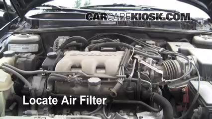 automobile air conditioning repair 2004 oldsmobile alero engine control air filter how to 1999 2004 oldsmobile alero 2000 oldsmobile alero gl 3 4l v6 sedan 4 door