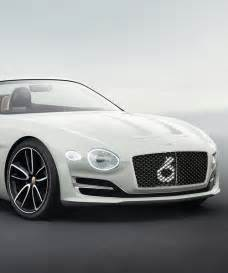 Electric Car Design Technology Bentley Exp12 Speed 6e Concept Defines Luxury Electric Car