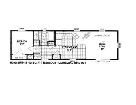 homes floor plans single wide home mobile plan kelsey