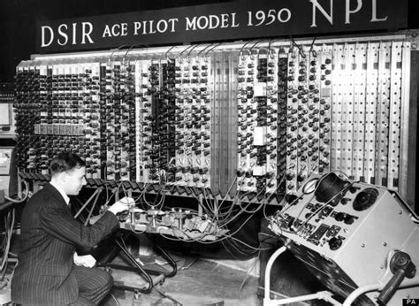 alan turing colleagues their memories the national physical laboratory s pilot automatic computing engine ace electronic computer