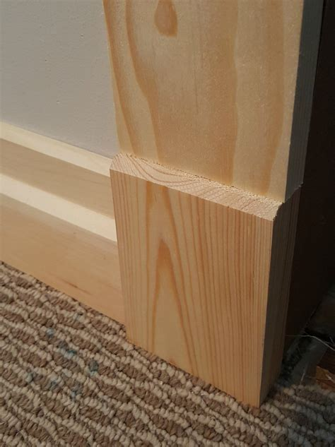 Window Plinth Turtles And Tails Installing Craftsman Style Door