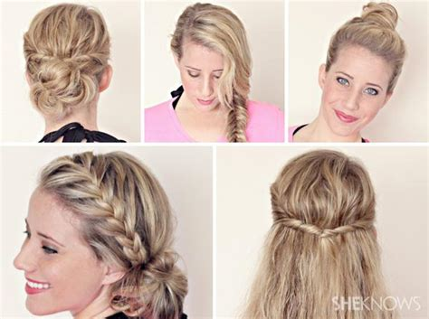 easy funeral hairstyles hairstyle tutorials for wet hair