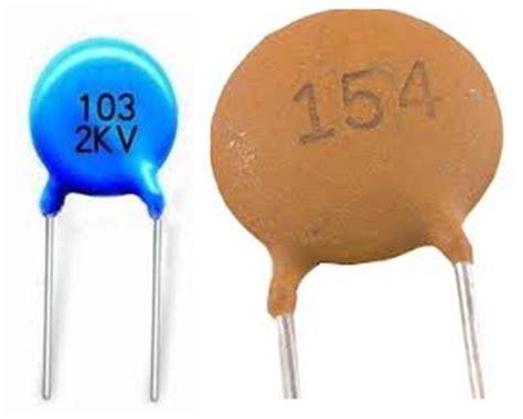 capacitor ceramica capacitores