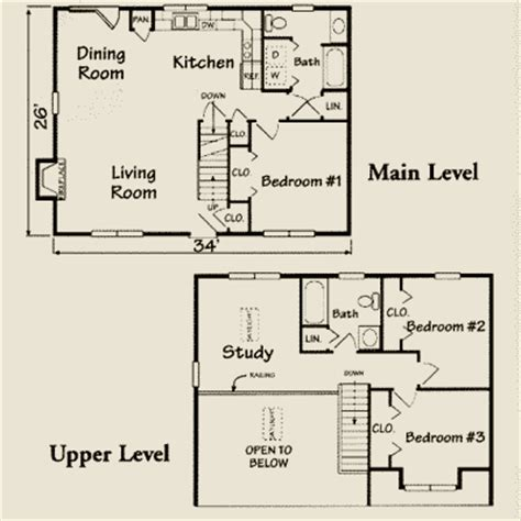 Shed Home Floor Plans by The Cape Shed Lantz Modular Log Homes