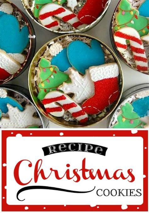 christmas cookies recipe perfect for gifts helicopters