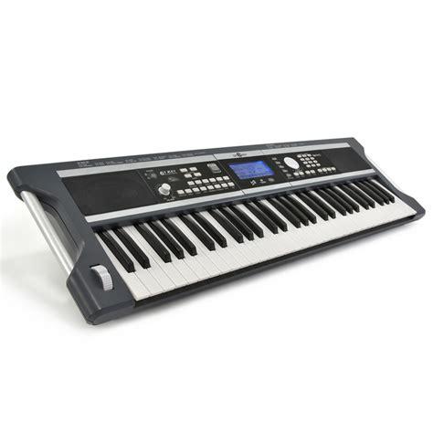 Keyboard Musik Usb lp 6280 leuchttasten keyboard mit 61 tasten und usb bei gear4music