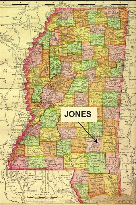 Jones County Ms Records Jones County Mississippi Jones County Genealogical And