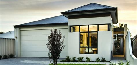 houses for narrow lots narrow lot homes and unit developments perth
