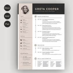 free creative resume template word creative r 233 sum 233 templates that you may find to