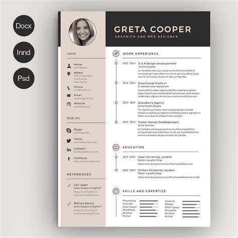 Yaratıcı Bir Cv I 231 In Microsoft Word Bile Yeterli Creativity Jr By Caign Creative Engineering Resume Template