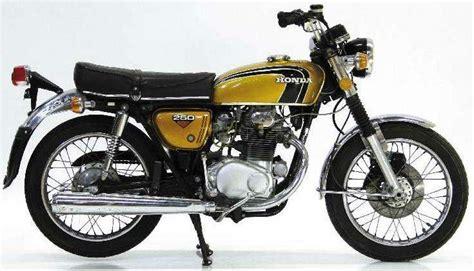 honda cb250 k4 1973 model gold vintage classic honda cb 250 honda 1973 hobbiesxstyle