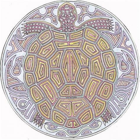 turtle mandala coloring pages 93 best images about animal on pinterest sharks happy