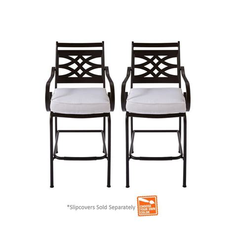 Patio Chairs Sold Separately Hton Bay Middletown Patio Stationary Balcony Chairs