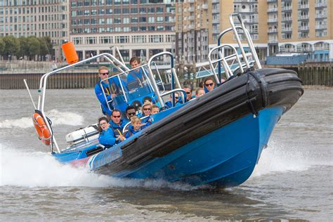thames cruise experience for two ripleys experience days thames jet boat rush for two boating in london virgin