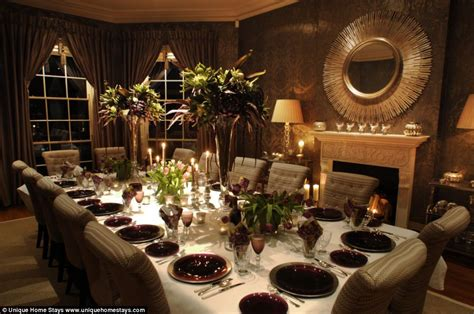 Dining Room Tables That Seat 12 Or More by Is This The Most Luxurious Place To Spend Christmas Seven